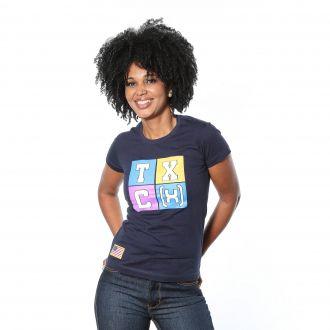 Camiseta Feminina TXC 4300
