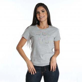 Camiseta Feminina TXC 4315