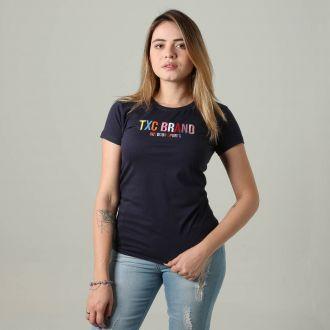 Camiseta Feminina TXC 4441