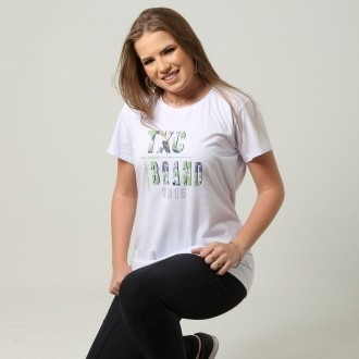 Camiseta Feminina TXC 4443