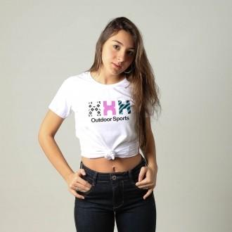Camiseta Feminina TXC 4490