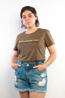 Camiseta Feminina TXC 4760