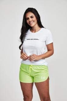 Camiseta Feminina Bebe Que Passa TXC 4975