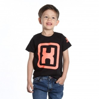 Camiseta infantil TXC 14054I