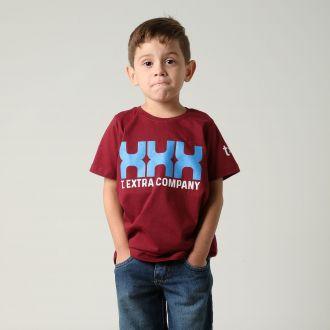 Camiseta Infantil TXC 14063I