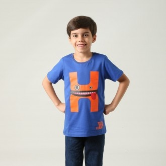 Camiseta Infantil TXC 14079I
