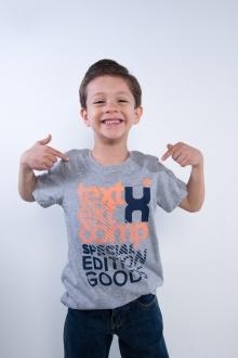 Camiseta Infantil TXC 14094I