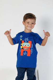 Camiseta Infantil TXC 14109I