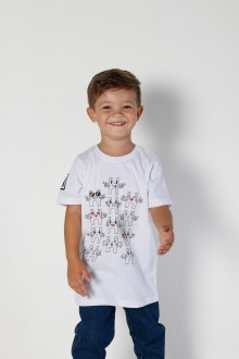 Camiseta Infantil TXC 14112I