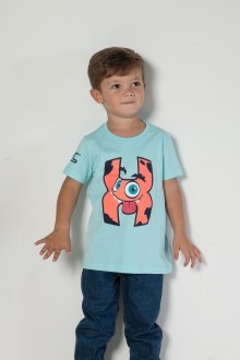 Camiseta Infantil TXC 14122I