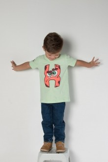Camiseta Infantil TXC 14123I