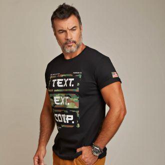 Camiseta Masculina TXC 1697