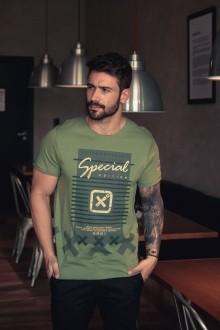 Camiseta Masculina TXC 19129