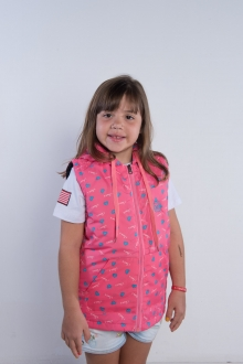 Colete Puffer Infantil TXC 15011