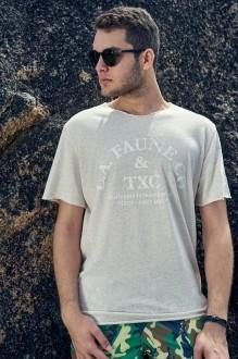 Camiseta Masculina TXC La Faune 1876