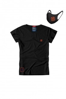 KIT Camiseta + Máscara Feminina X-Protection TXC 4773