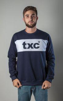 Moletom TXC Masculino 3115