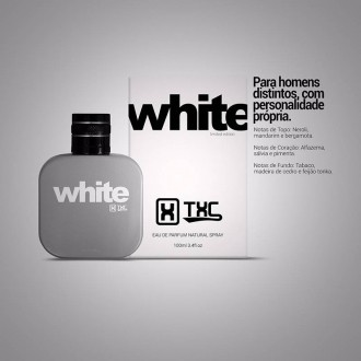 Perfume TXC WHITE EDP 100ML PF005