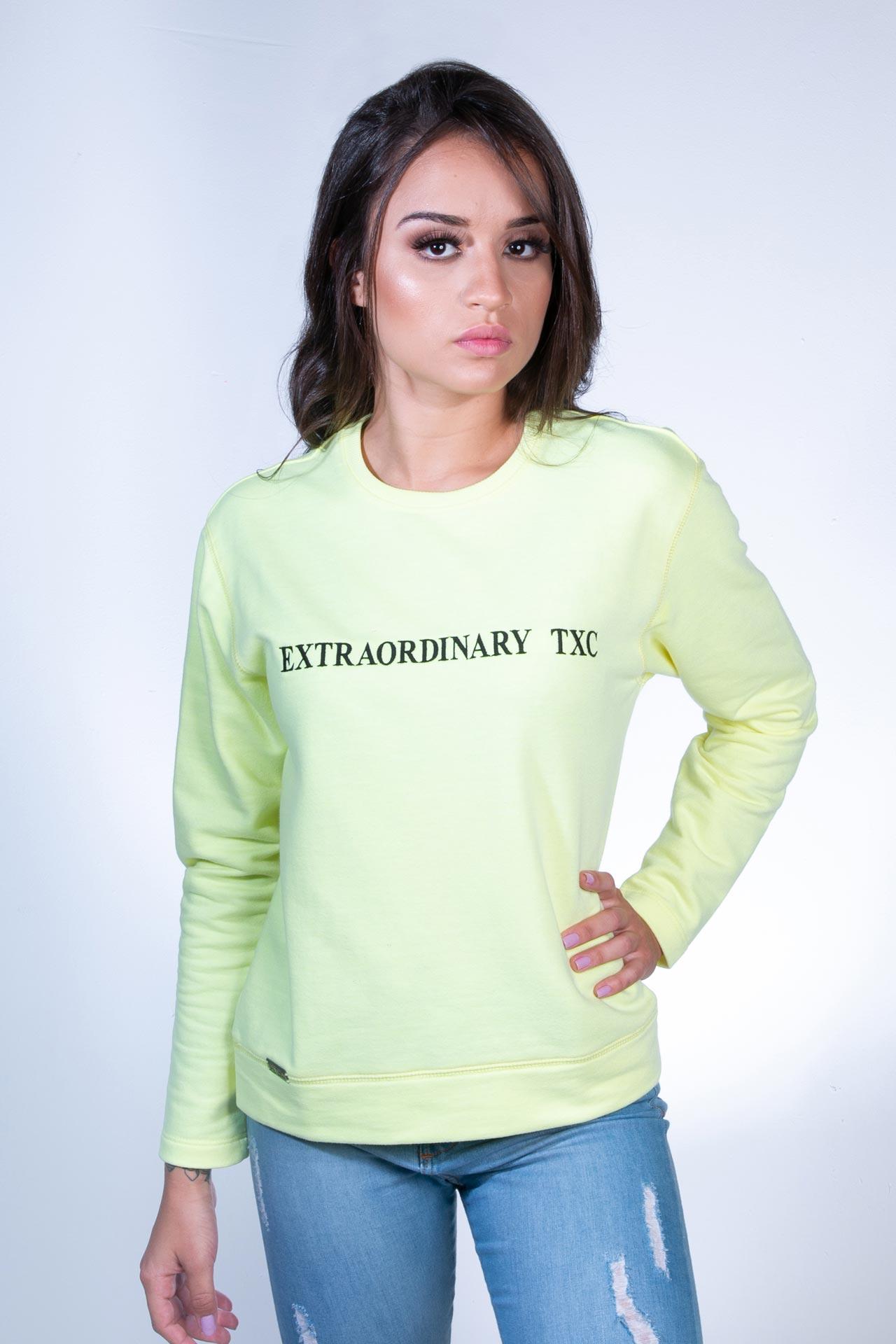 Blusa Moletinho Feminino TXC 9048