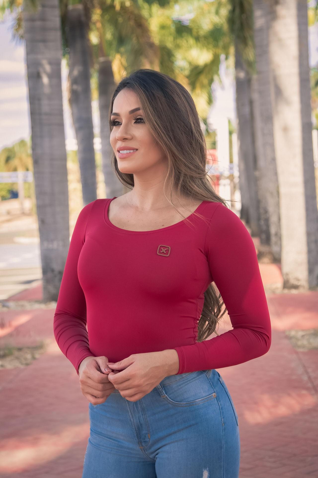 Body Feminino TXC 4745