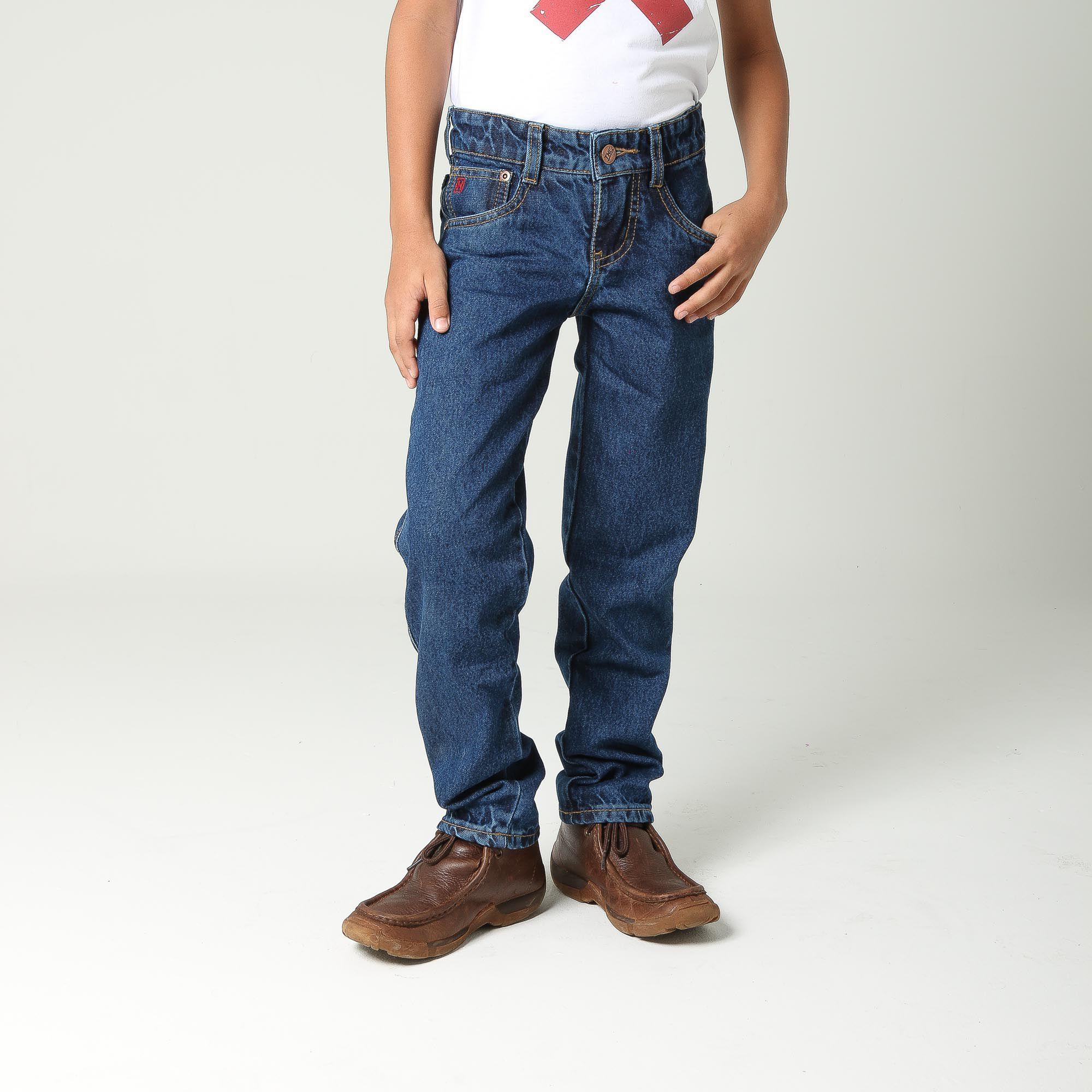 Calça Jeans TXC Infantil Black 29000