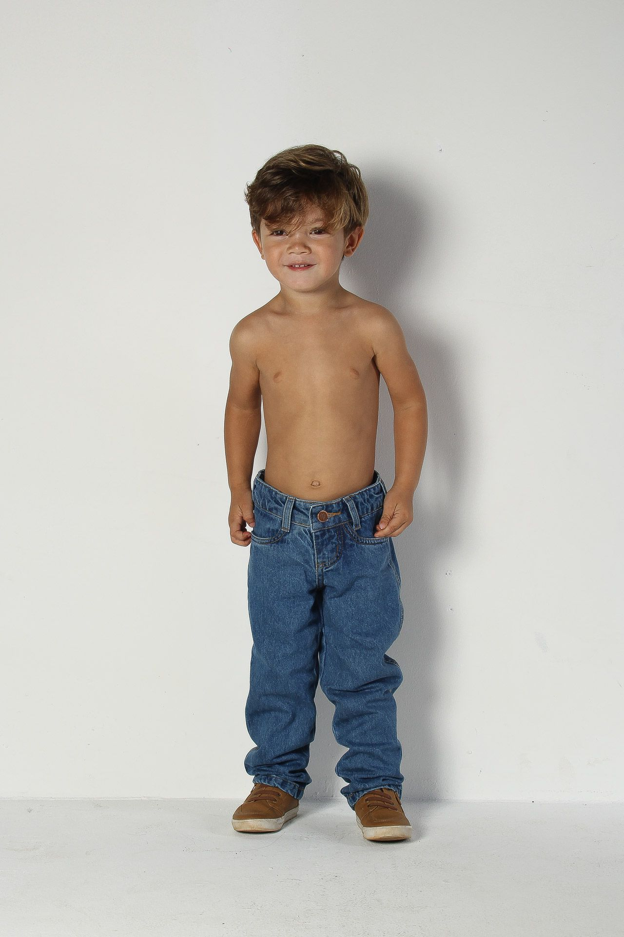 Calça Jeans TXC Infantil Used 29001