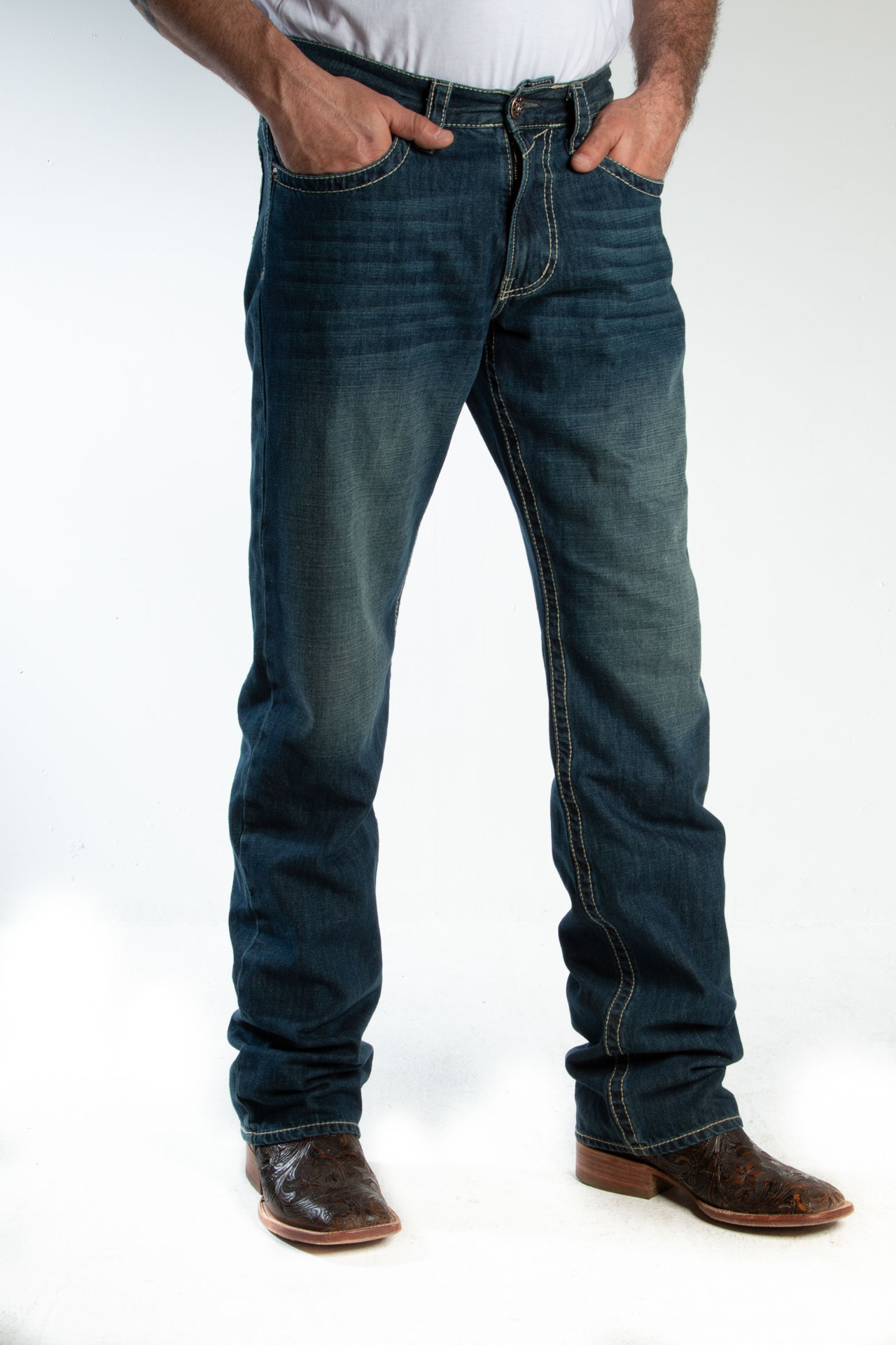 Calça Jeans TXC Masculina X3 DARK