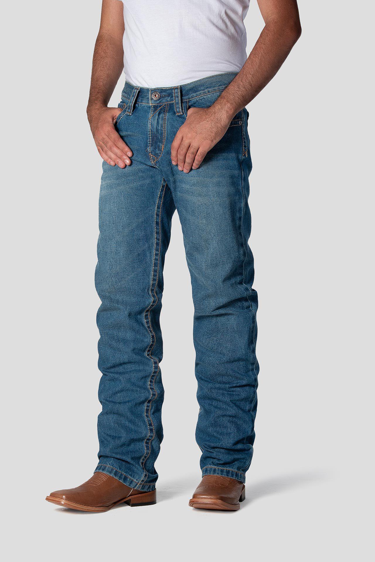 Calça Jeans TXC Masculina X3 LIGHT