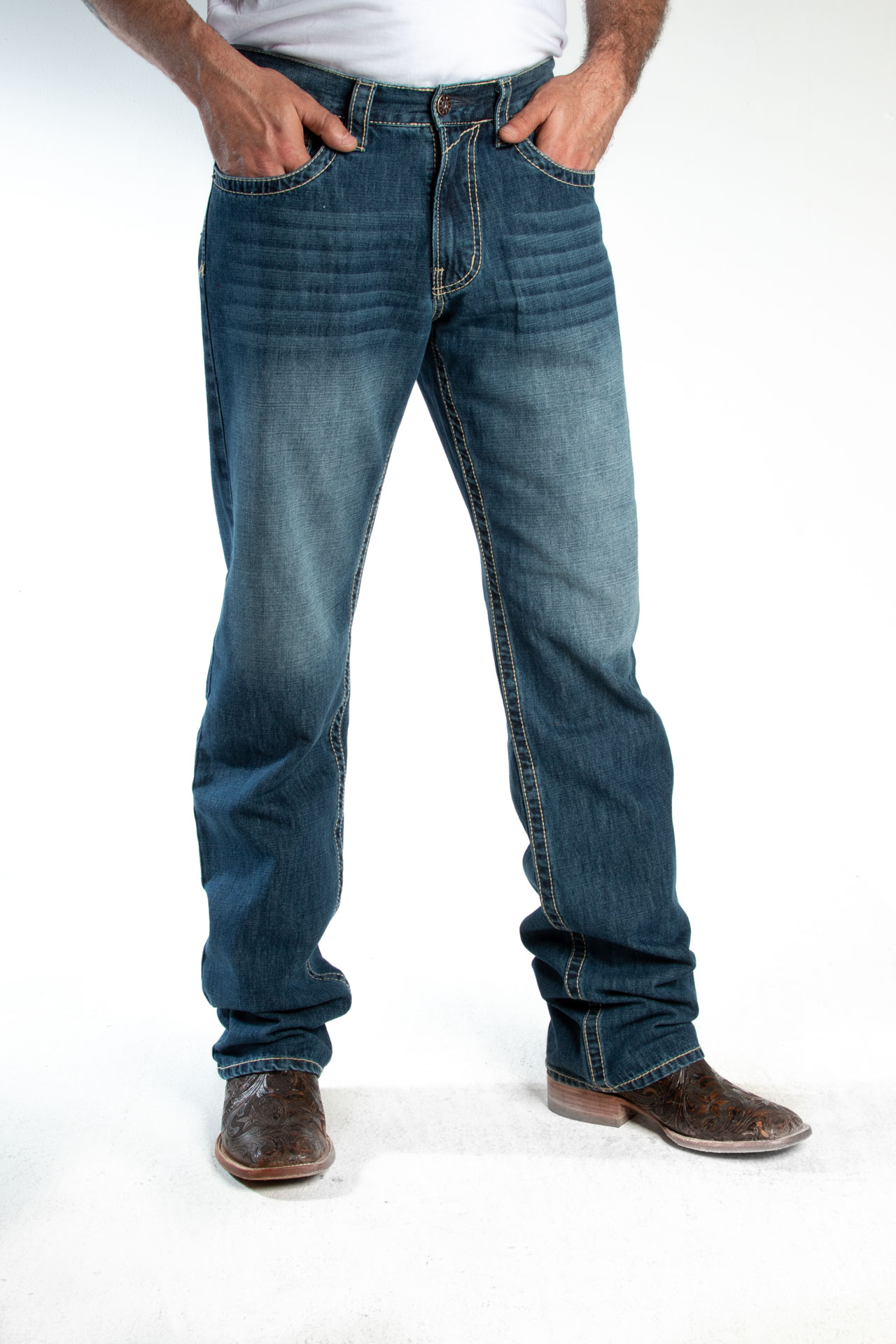Calça Jeans TXC Masculina X3 SOFT
