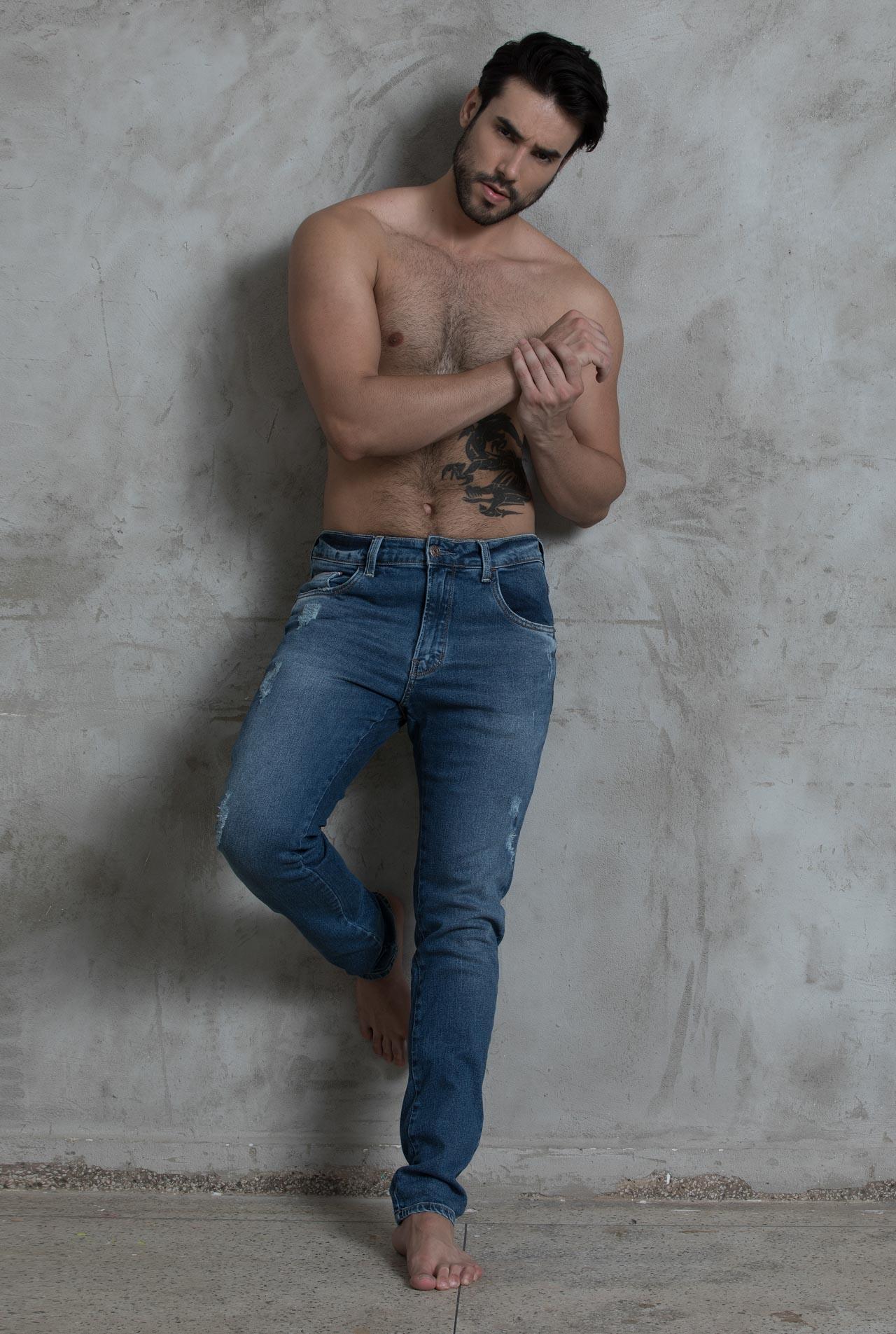 Calça Jeans TXC Masculina XS EXTRA USED