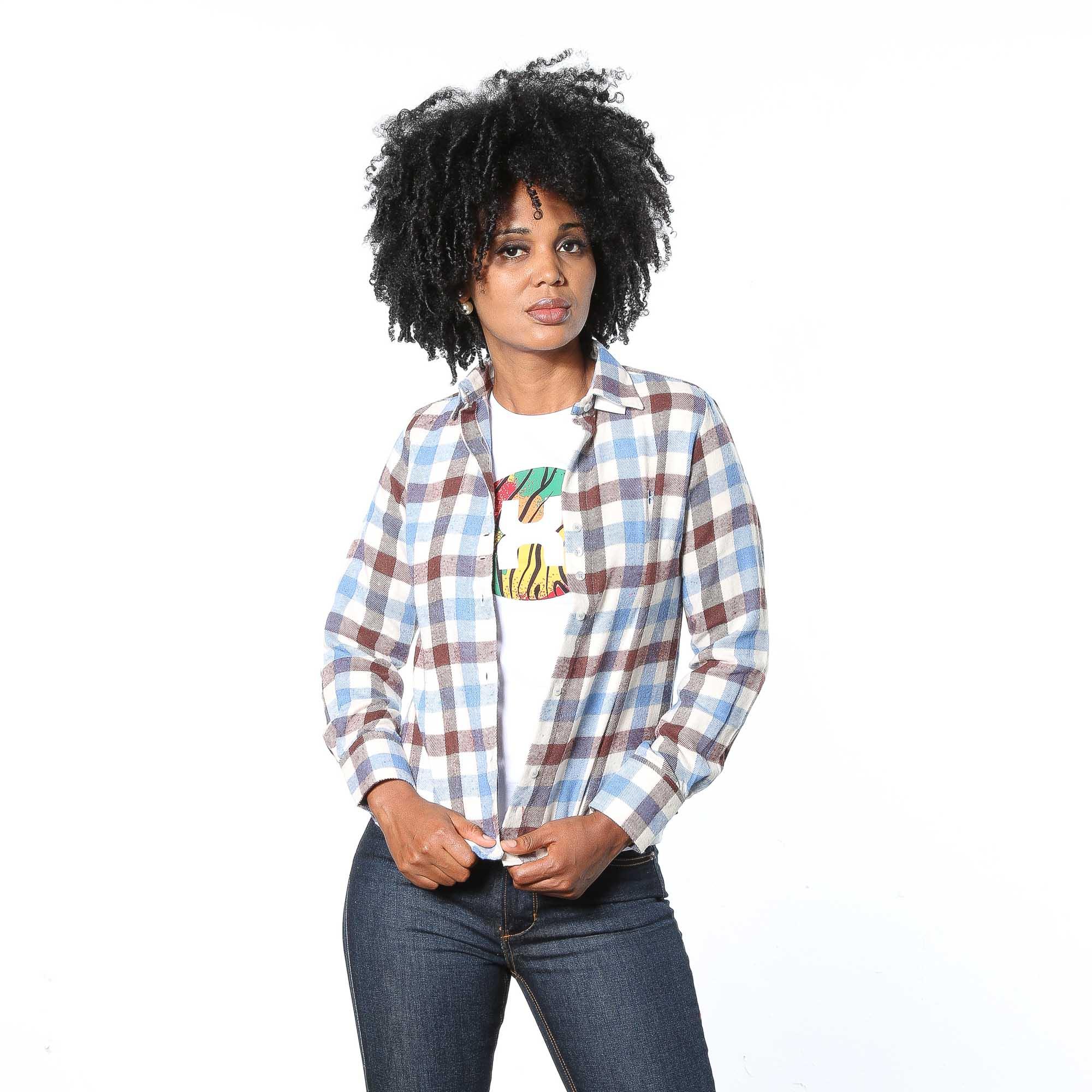 Camisa Feminina TXC 12015