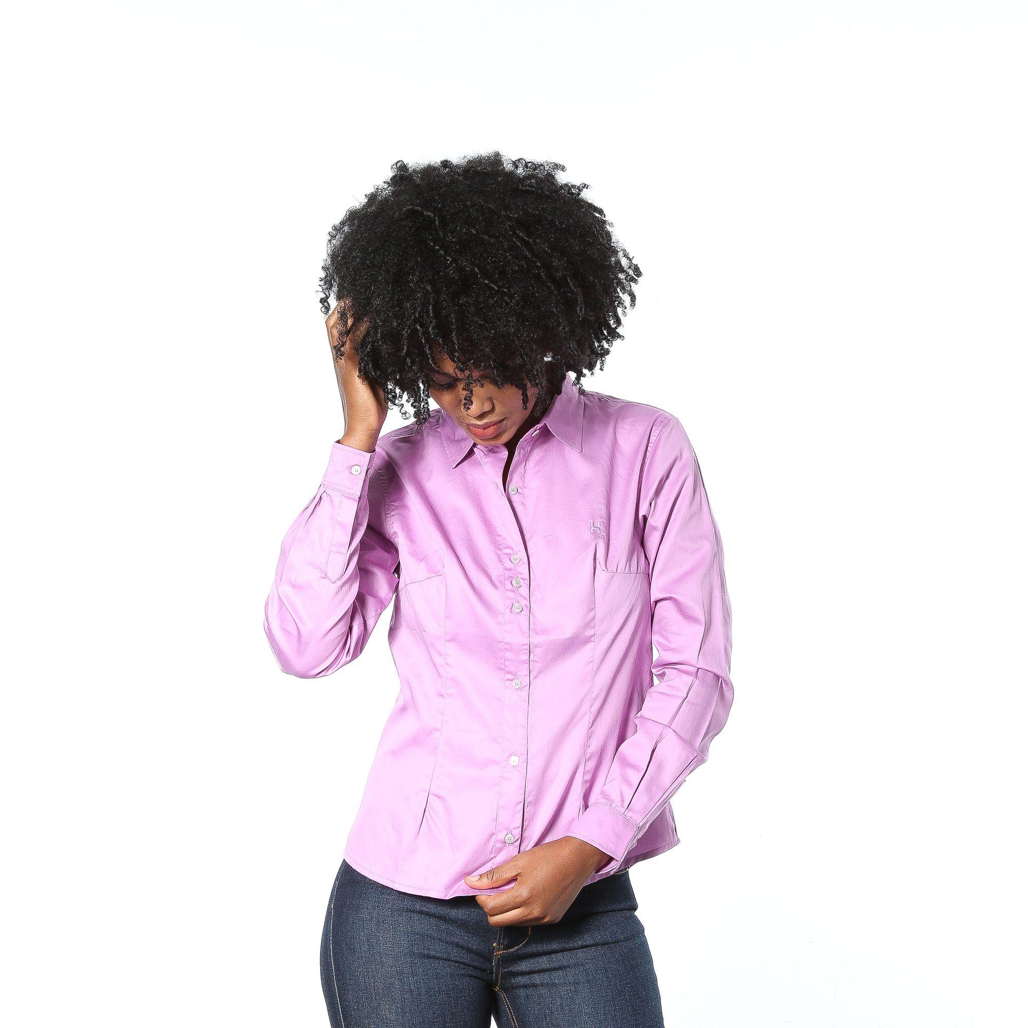 Camisa Feminina TXC 12026