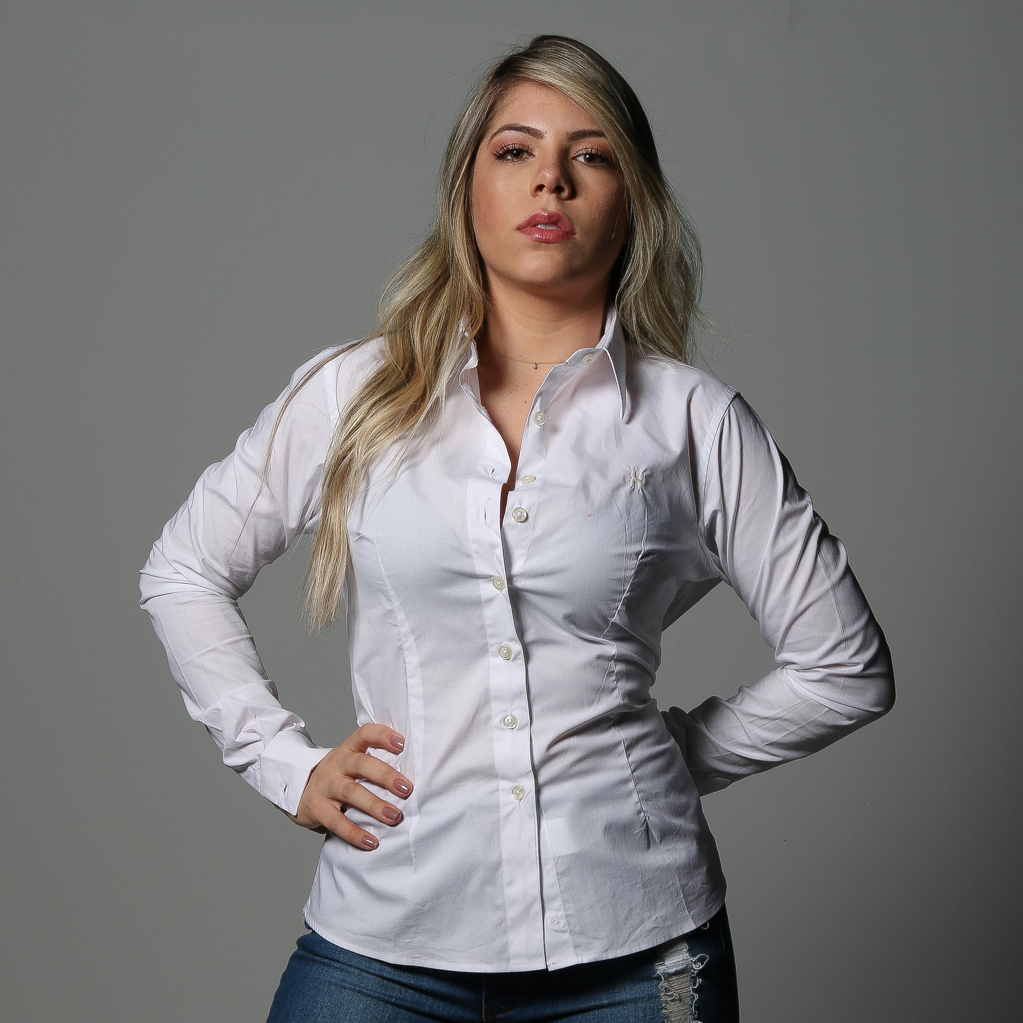 Camisa Feminina TXC 12035