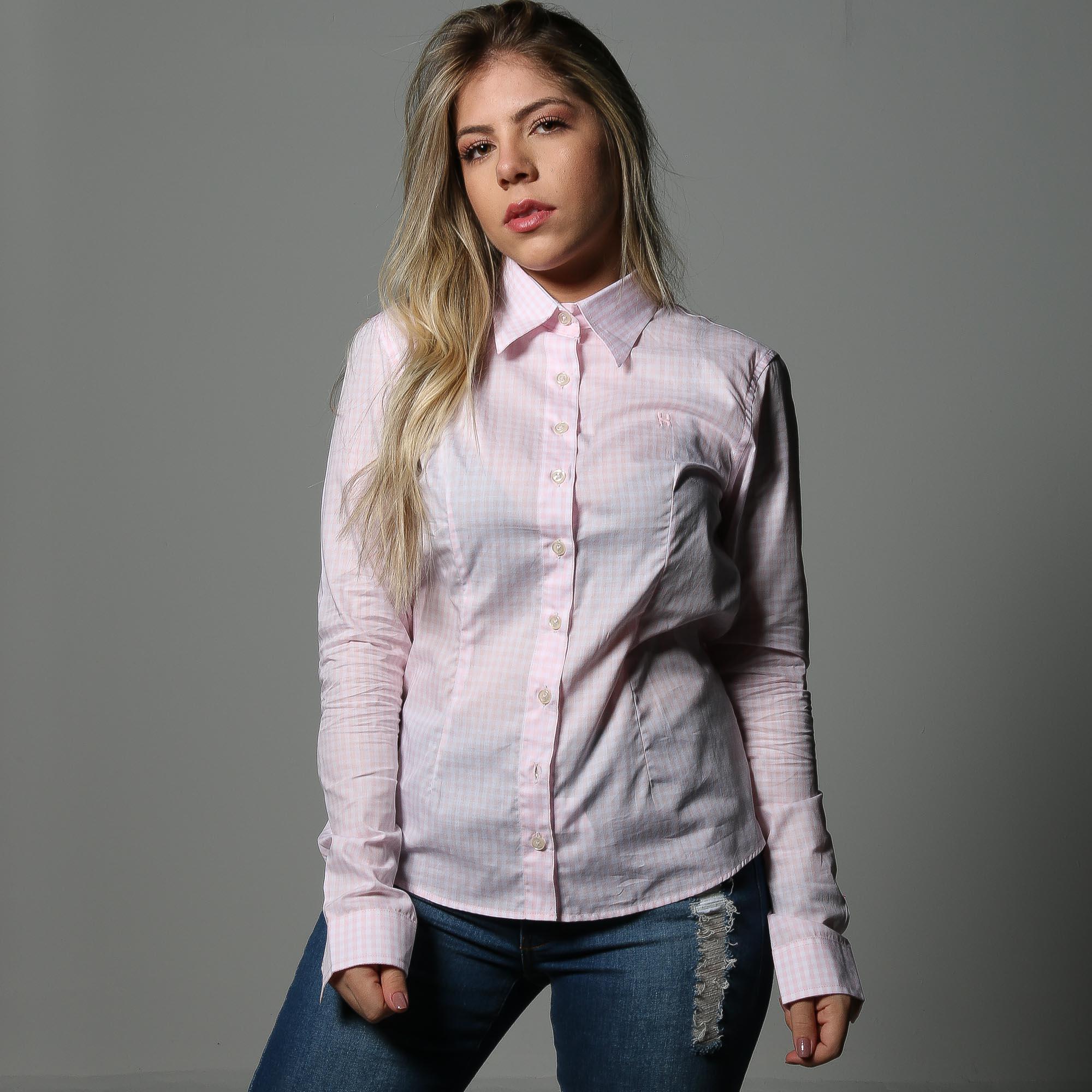 Camisa Feminina TXC 12036