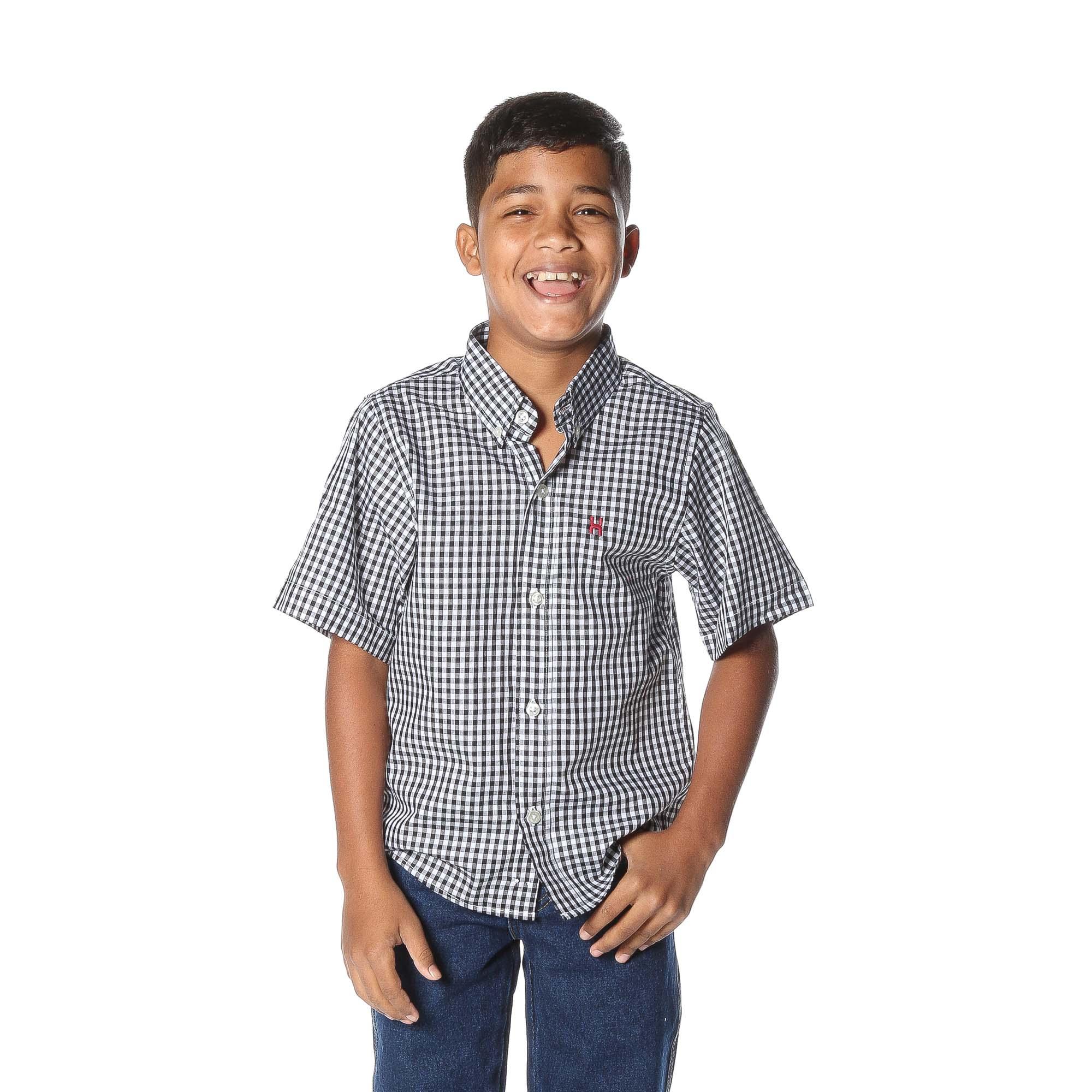 Camisa Infantil TXC 17063I