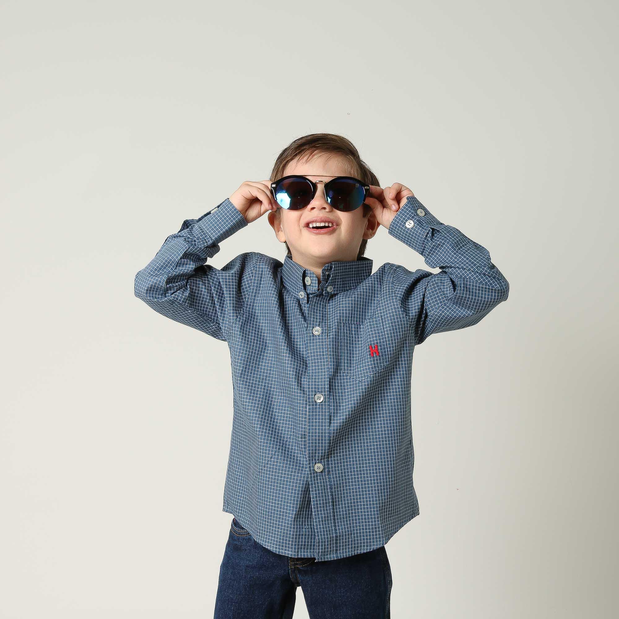 Camisa Infantil TXC 17071I