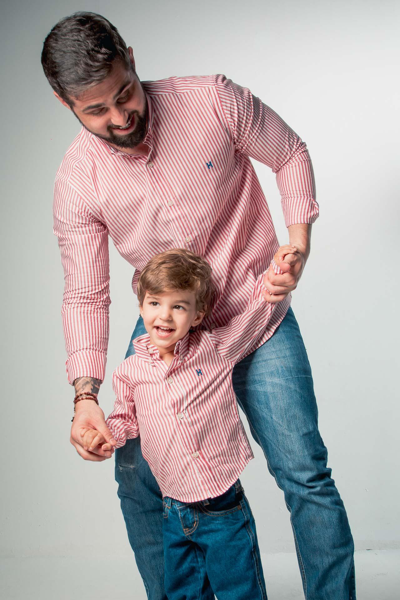 Camisa Infantil TXC 17095I