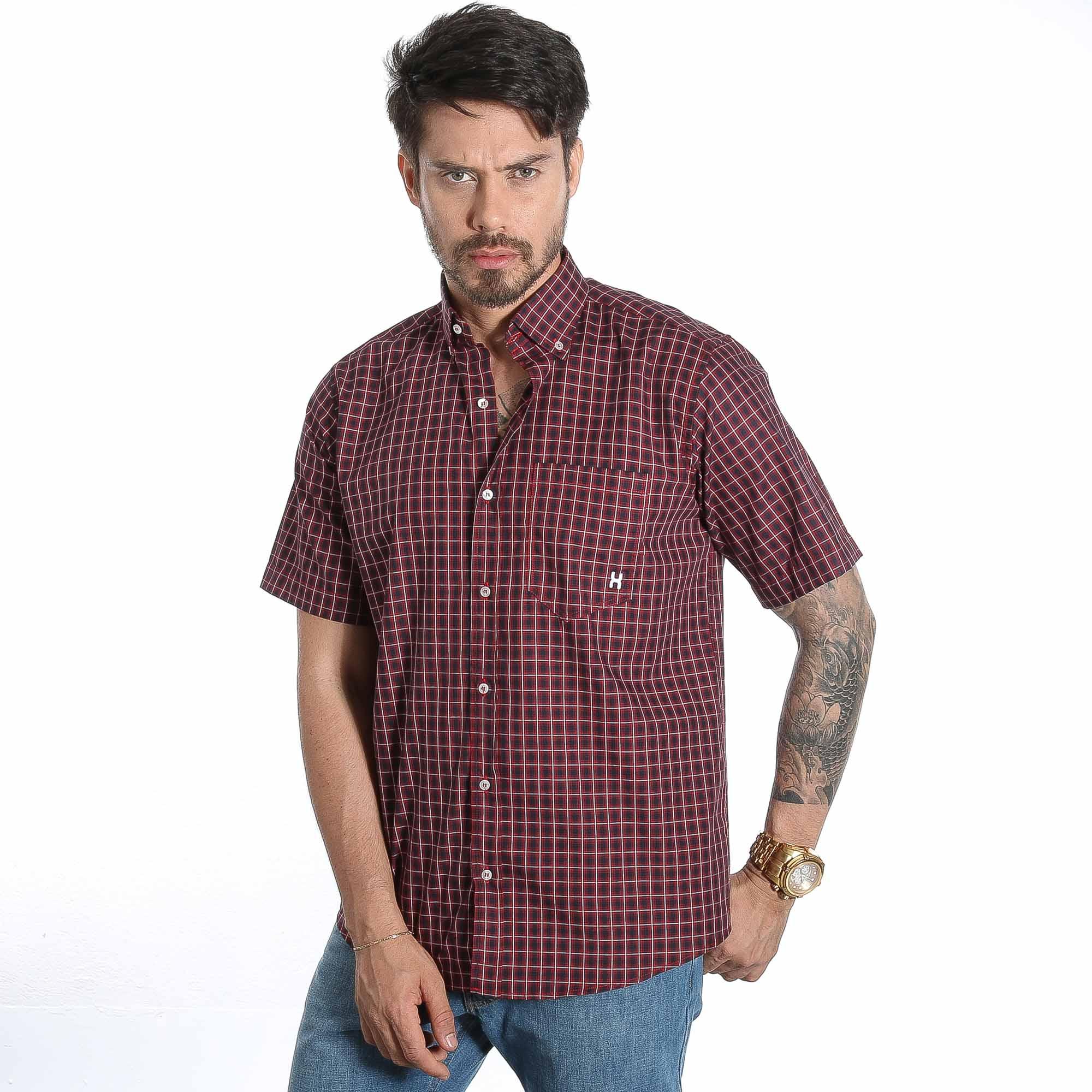 Camisa Masculina TXC 2388