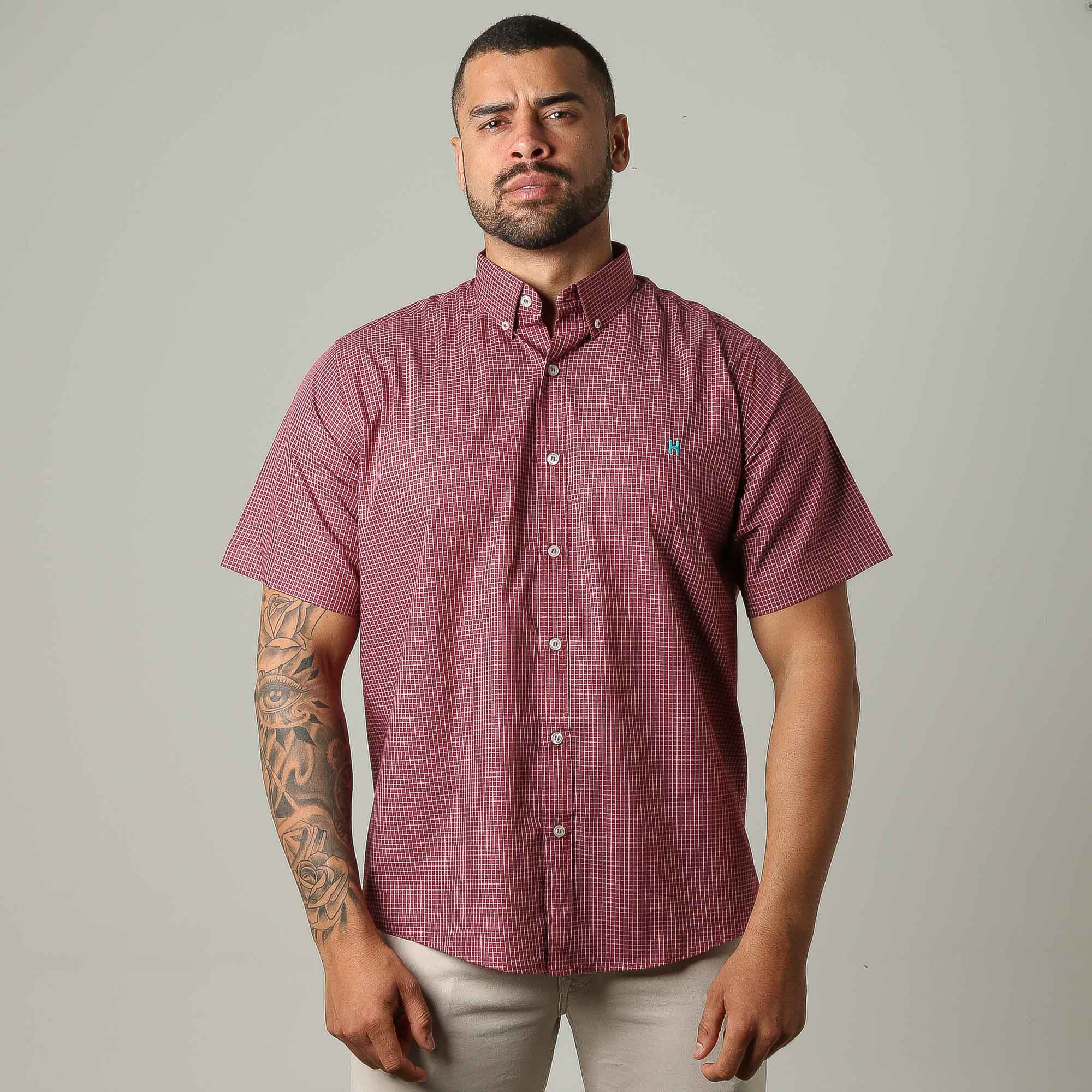 Camisa Masculina TXC 2417