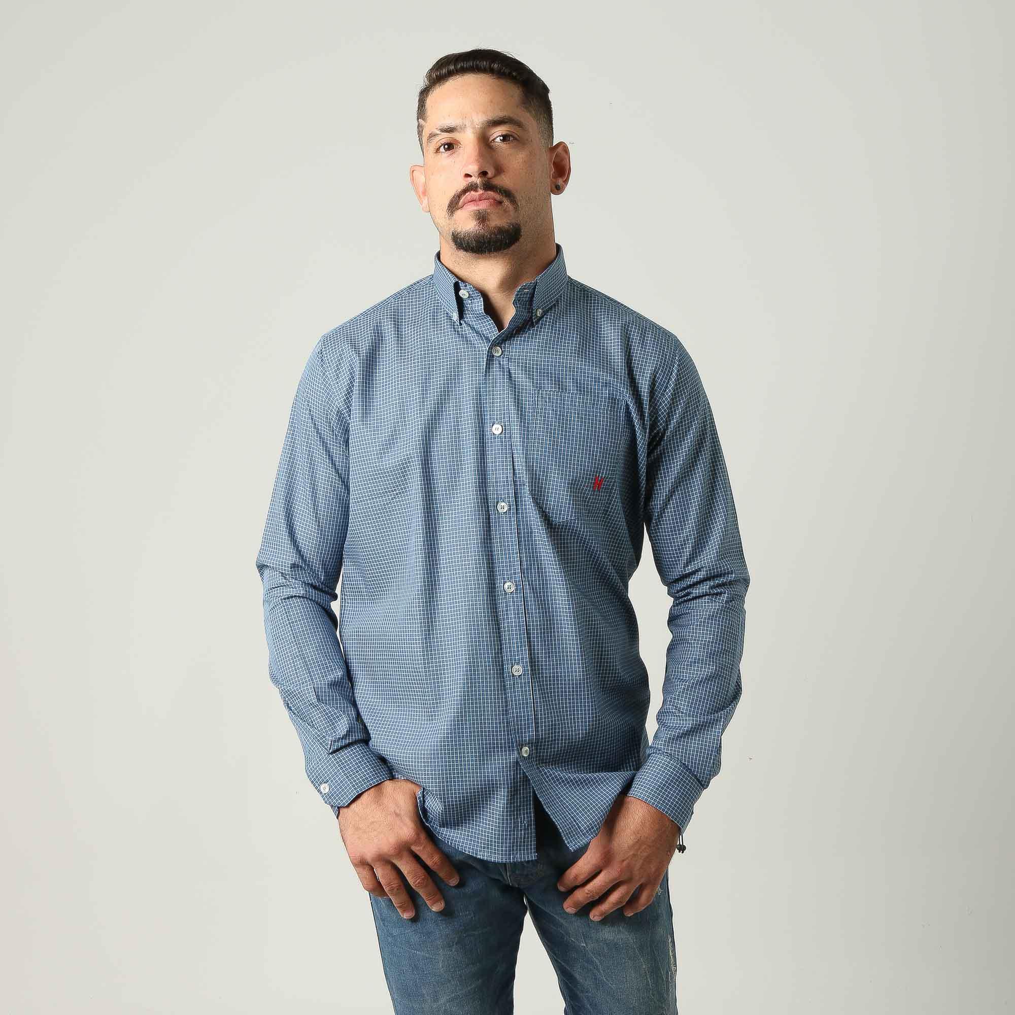 Camisa Masculina TXC 2423
