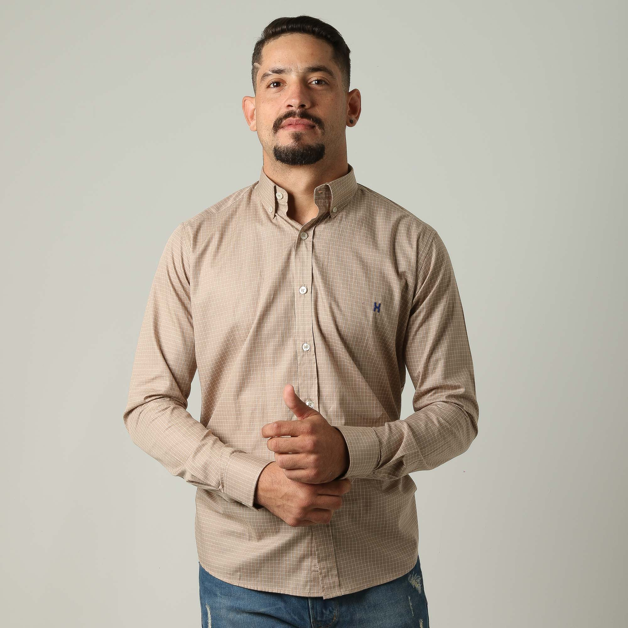 Camisa Masculina TXC 2424