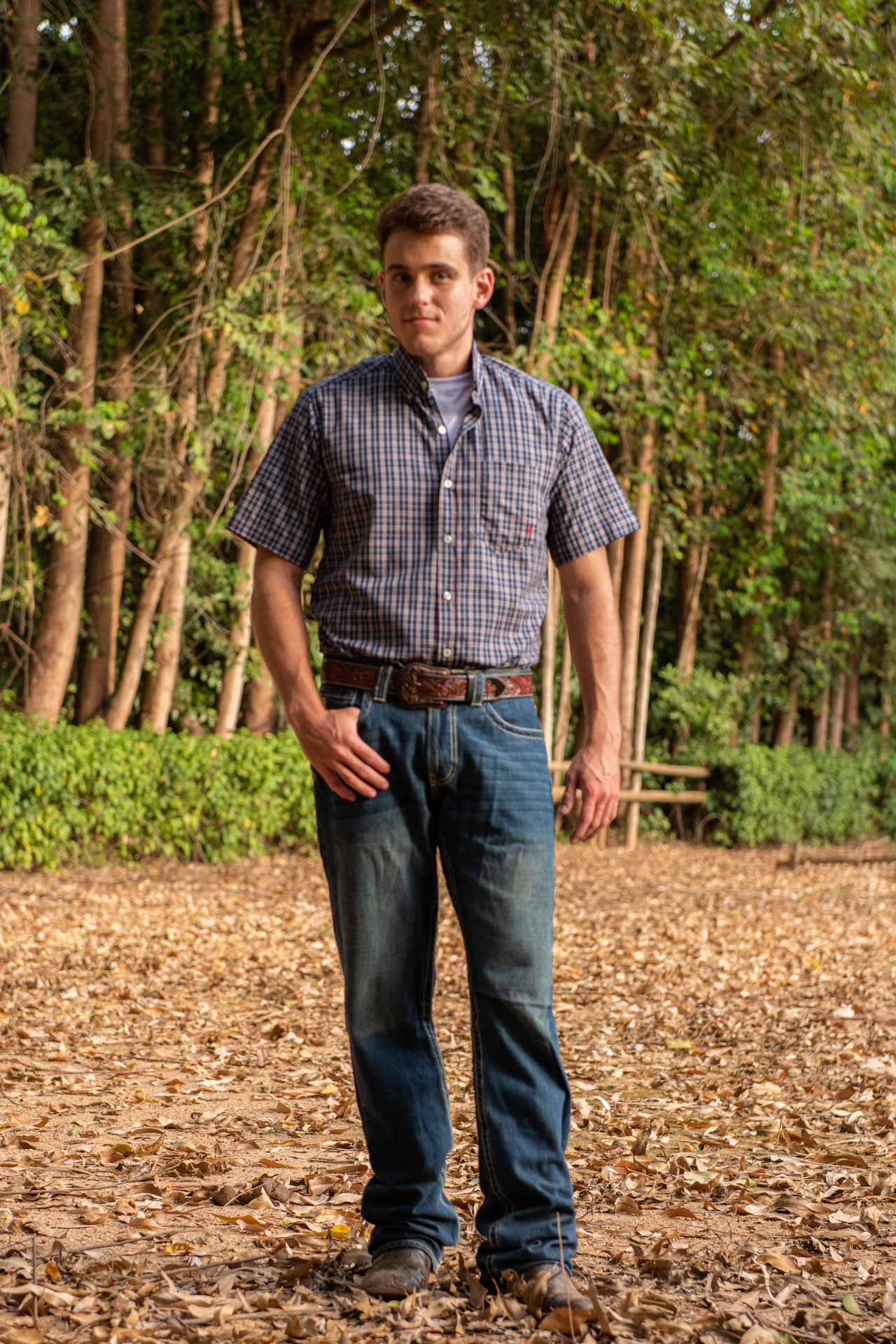 Camisa Masculina TXC 2493