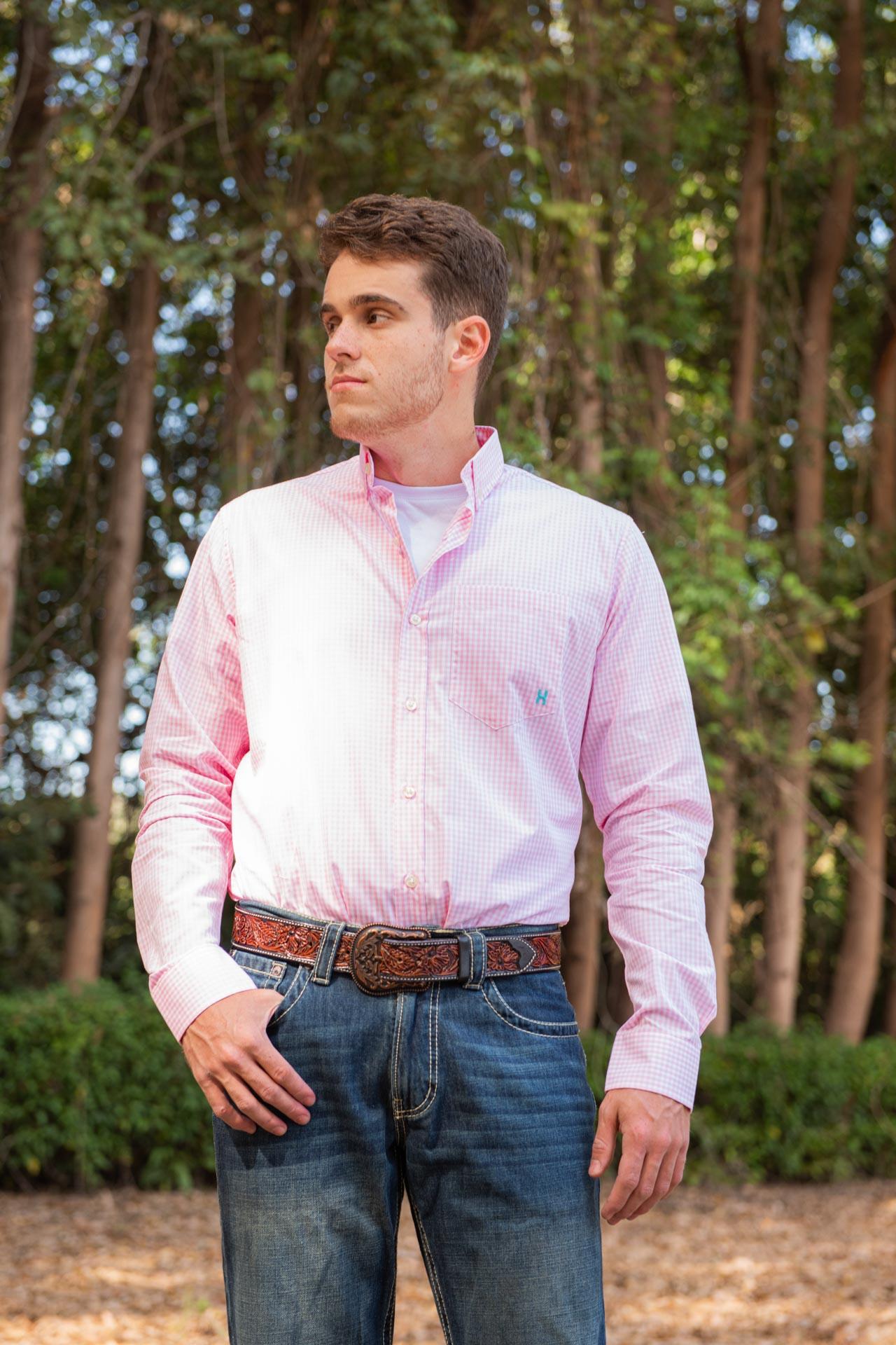 Camisa Masculina TXC 2630