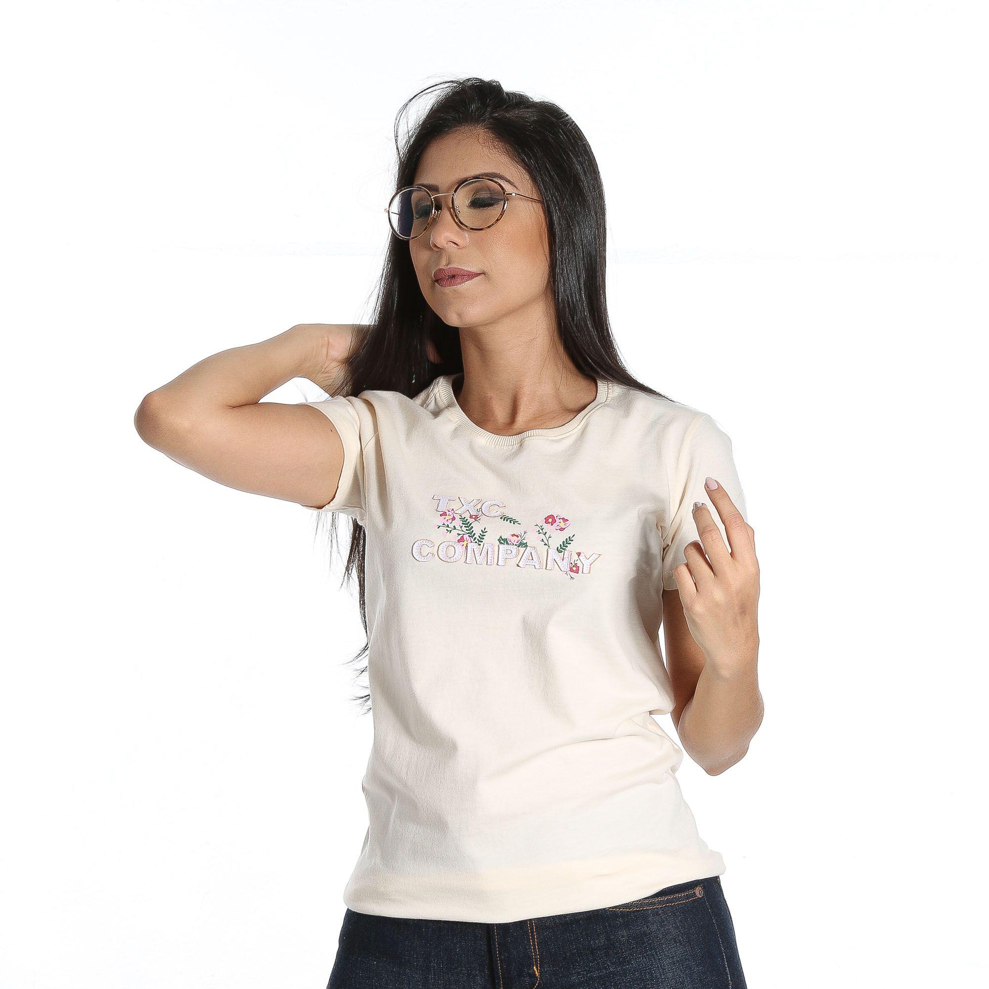 Camiseta Feminina TXC 4172