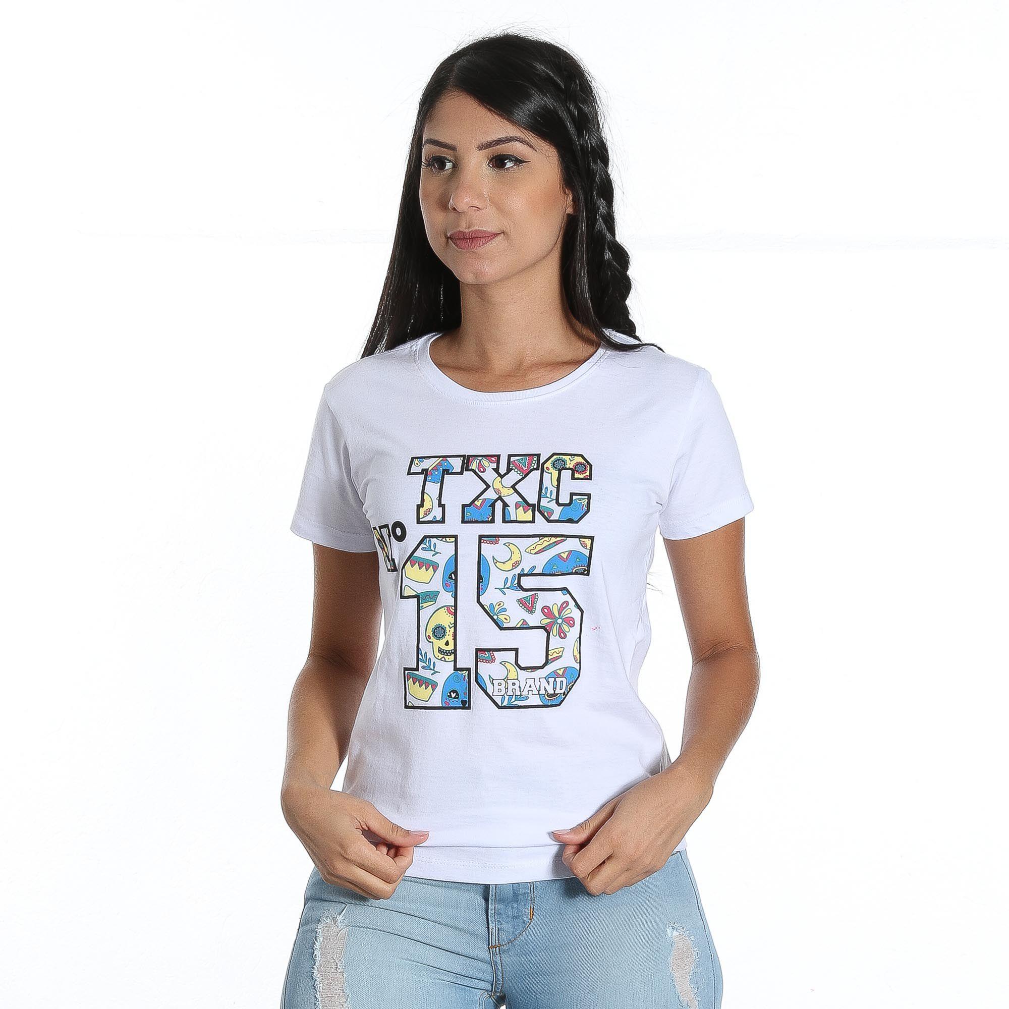 Camiseta Feminina TXC 4226