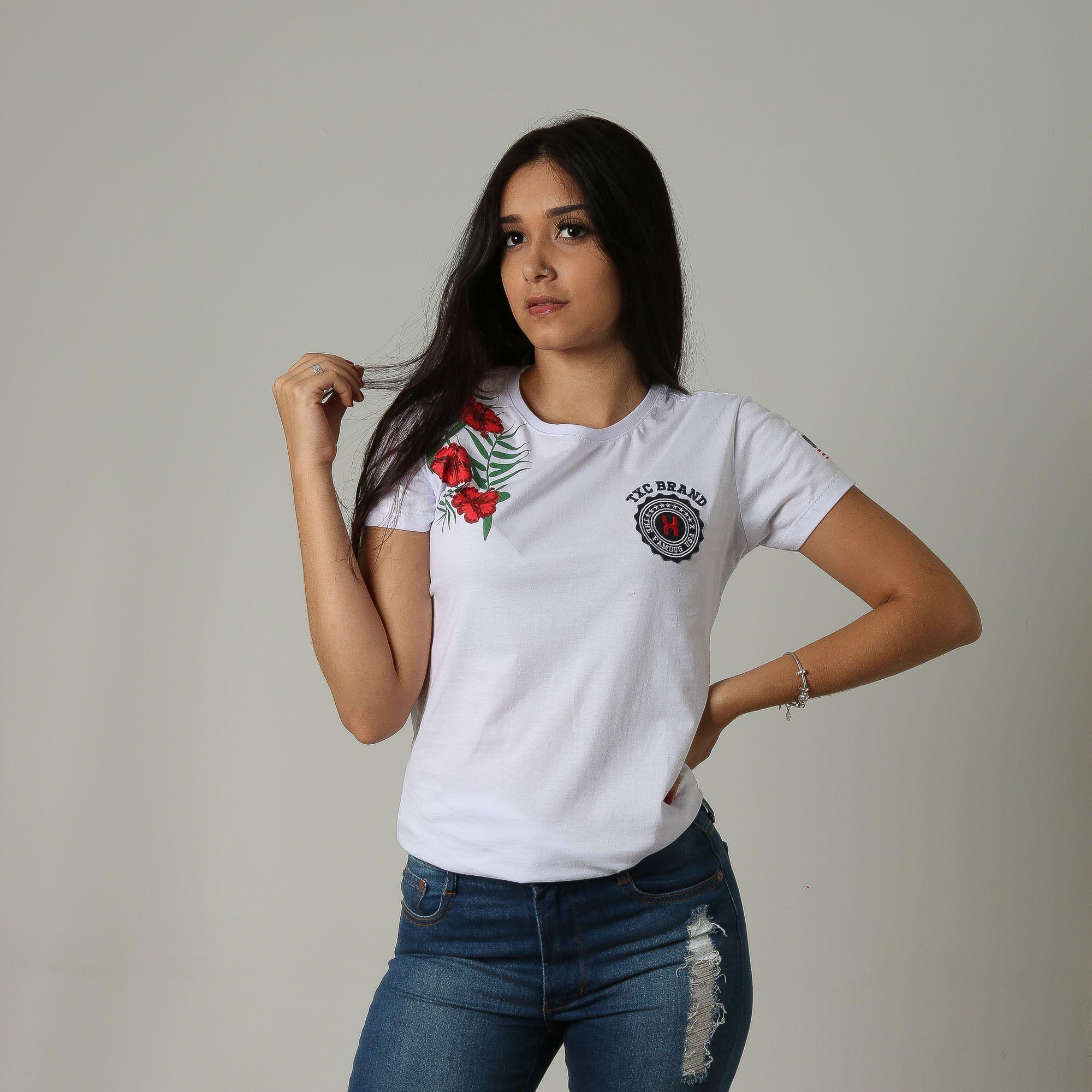 Camiseta Feminina TXC 4240