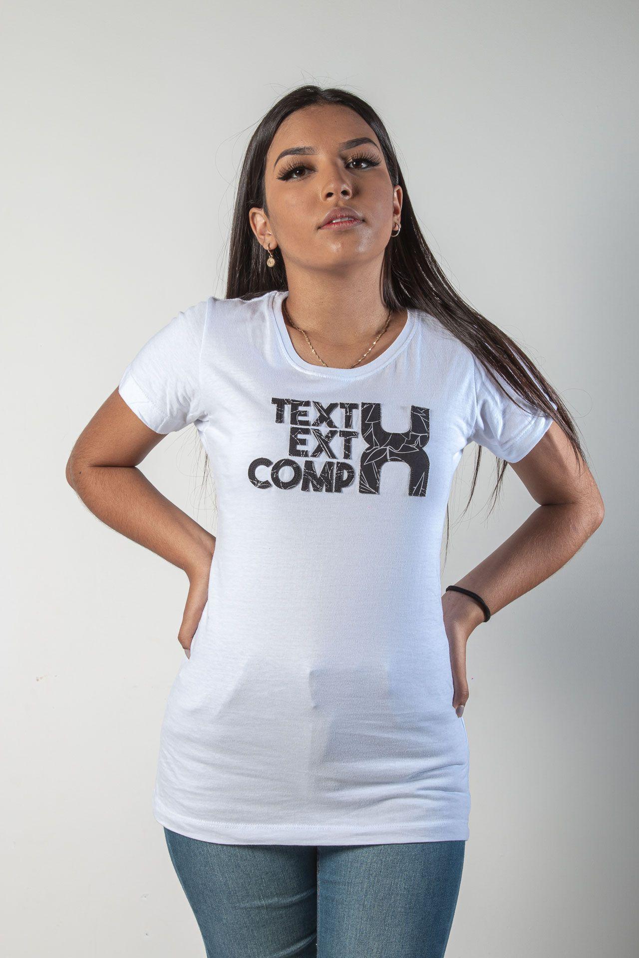 Camiseta Feminina TXC 4248