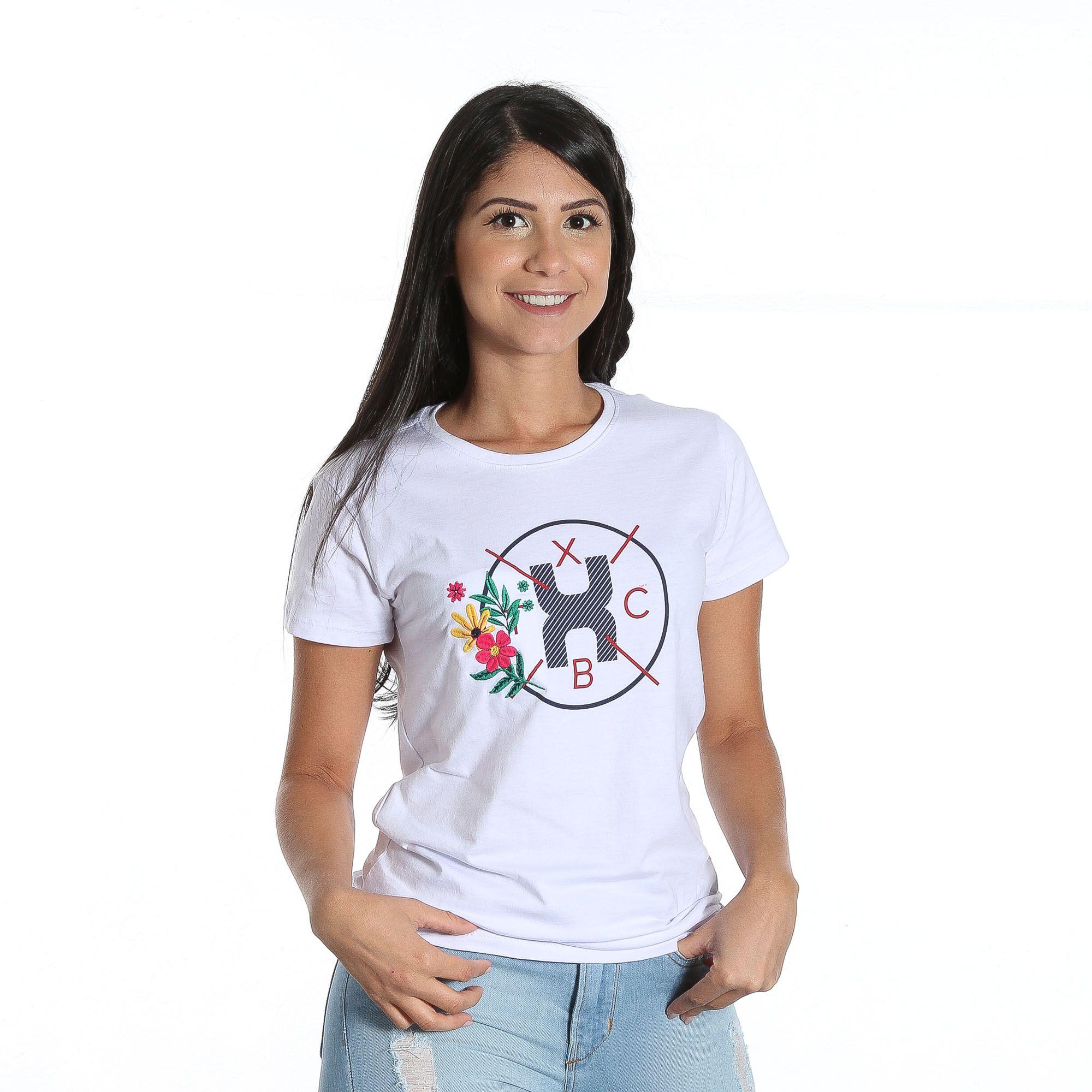 Camiseta Feminina TXC 4267