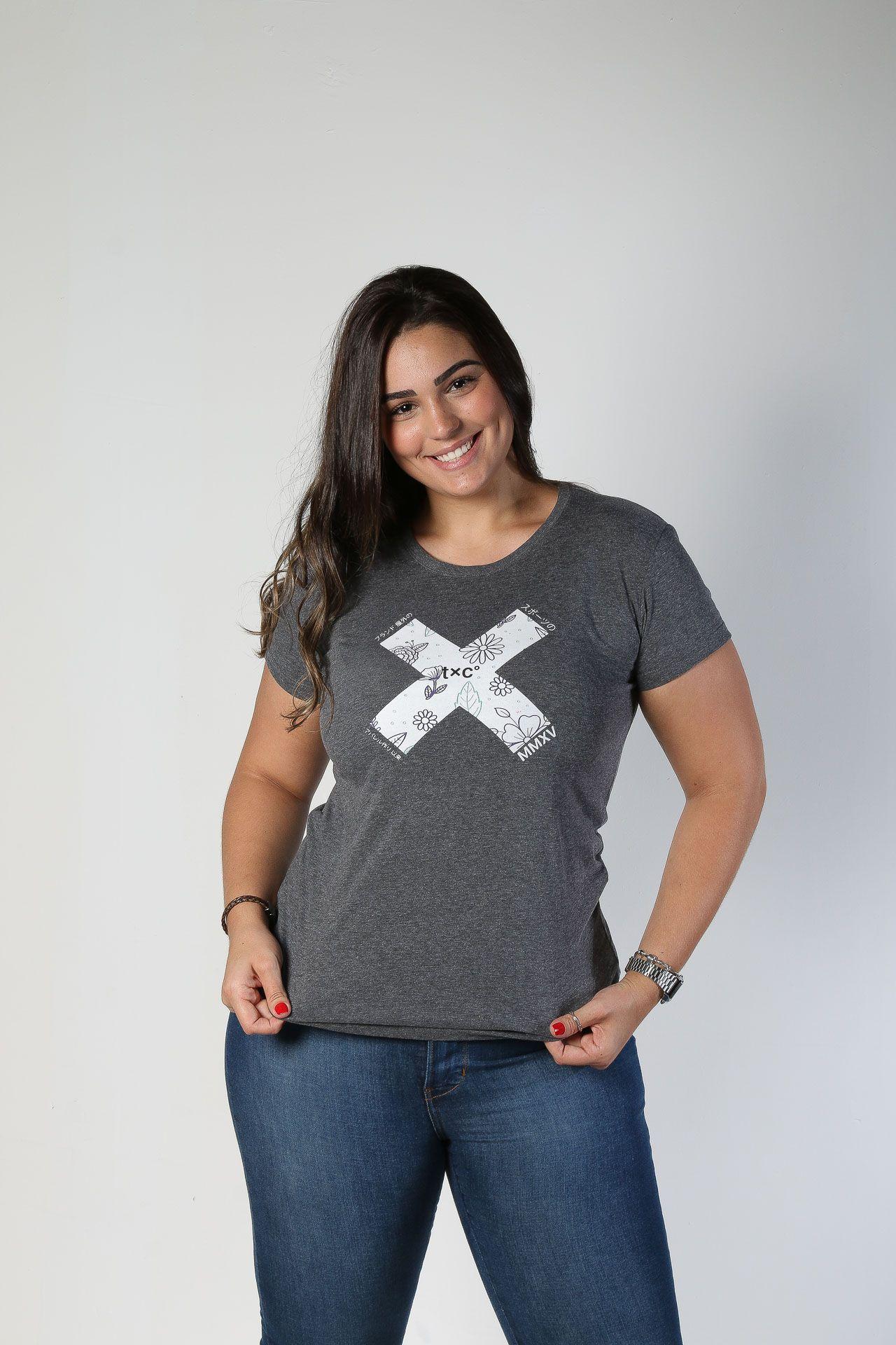 Camiseta Feminina TXC 4271