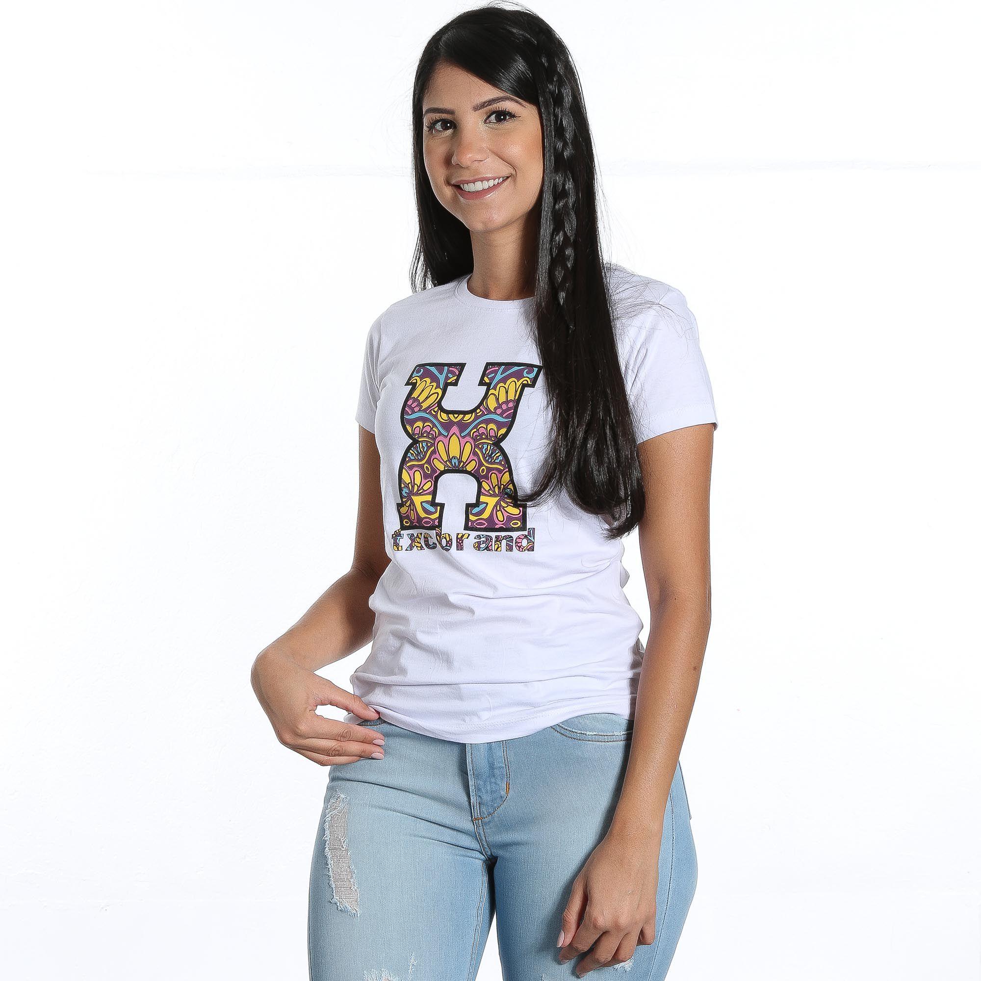 Camiseta Feminina TXC 4279